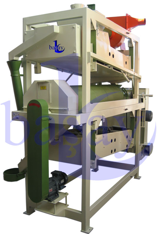 Basay ModelB Wheat and Barley Seed Cleaner and Sorter