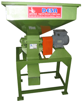 220V Mini Hammer Mill