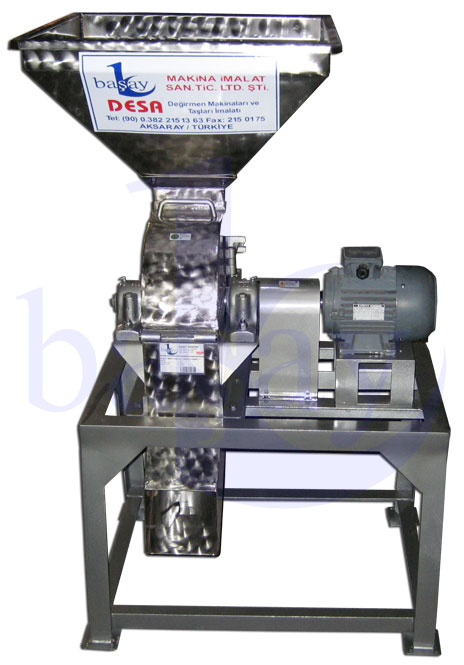 Chrome-Nickel Mini Hammer Mill