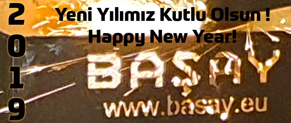 BASERLER Happy New Year